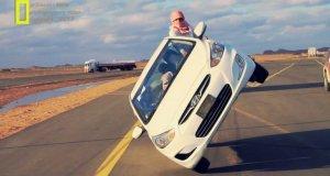 Jak popisać się w Arabii Saudyjskiej za pomocą auta?