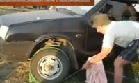 Jak odpalić samochód bez akumulatora