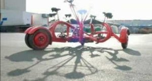 Siedmioosobowy rower