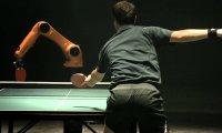 Robot do gry w ping ponga