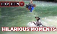 Top 10 zabawnych momentów 2010