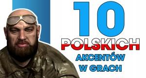 10 polskich akcentów w grach