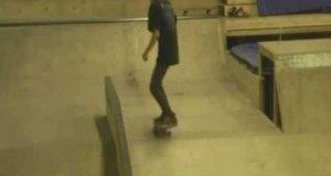 Skatebear atakuje