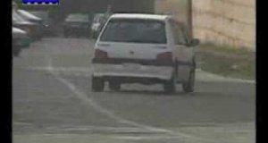 Ukryta kamera - autostopowicze
