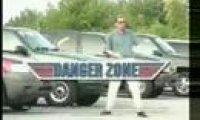 Ekstremalny sprzedawca samochodów