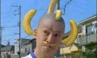 Człowiek banan