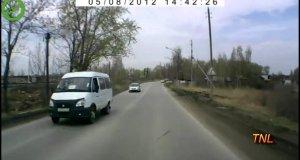 Kompilacja rosyjskich wypadków samochodowych | TNL