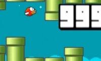 Niemożliwy wynik we Flappy Bird