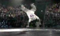 Pojedynek break dance - Hong vs. Machine
