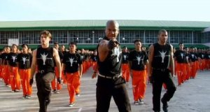 Taniec więźniów