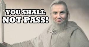 You Shall Not Pass! - historia prawdziwa