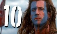 10 błędów w filmach historycznych