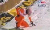 Upadki w skokach narciarskich