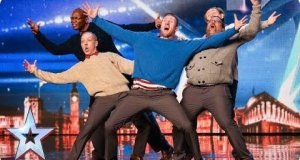 """Grupa staruszków w brytyjskim """"Mam talent"""""""