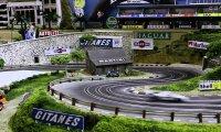 Tor dla samochodzików wzorowany na Monaco