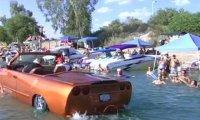 Wodny samochód