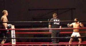 Widowiskowy nokaut w MMA