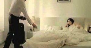 Gdy budzisz się w łóżku z kobietą