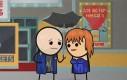 Cyanide & Happiness: zakochany Smutny Larry
