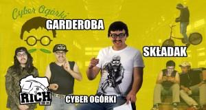 Cyber Marian #49: Garderoba, Składak i Cyber Ogórki