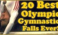 Olimpijskie upadki