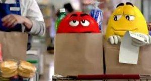 M&M w supermarkecie