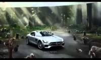 Wyścig żółwia z zającem - bajeczna reklama Mercedesa