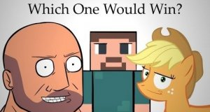 Which one would win?