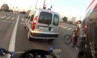 Niepowstrzymany rowerzysta
