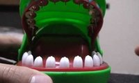 Krokodyl u dentysty - wersja hardcorowa