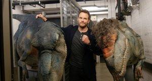 Dinosaurs Prank z Chrisem Prattem