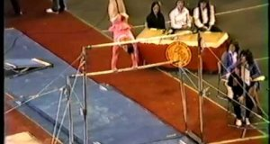 Paul Hunt - zwariowany gimnastyk
