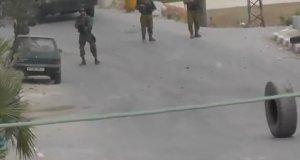 Opona kontra żołnierze