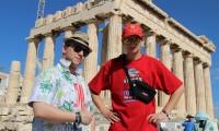 Polaki Cebulaki w Grecji