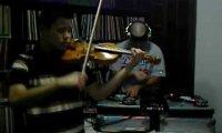 Hip hop i skrzypce