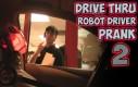 Robot w McDrive