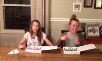 Dzieci reagujące na informację o ciąży