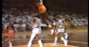 Michael Jordan - niszczyciel