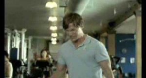 Chuck na siłowni