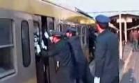 Pełny pociąg
