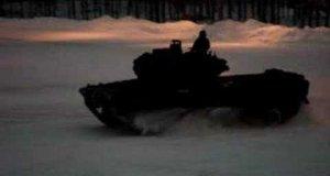 Drift czołgiem