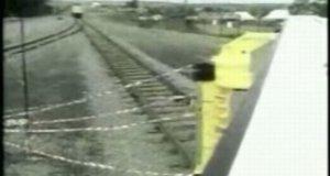Test rozpędzonego pociągu