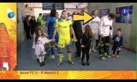 Obrzydliwe zachowanie Ikera Casillasa