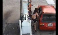 Ekstremalna kradzież paliwa w Australii