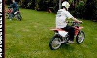 Mini Kompilacja - Wpadki motocyklowe | VPL