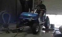 Wózek glfowy
