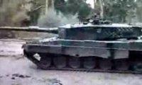 Drift czołgiem 2
