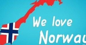 Kochamy Norwegię - VPL