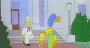 Rammstein - Amerika The Simpsons