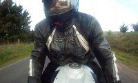 Motocyklista otarł się o śmierć